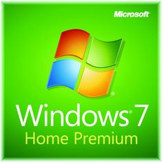 Microsoft OEM Windows 7 Home Premium Cz SP1 (DVD) 64 bit.