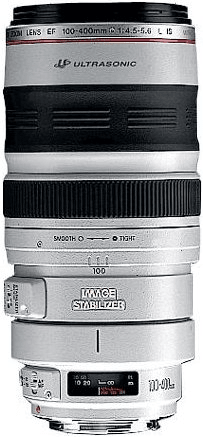 Canon 100-400 mm EF f/4,5-5,6 L USM IS