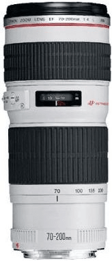 CANON EF 70-200mm f/4,0 L USM (2578A013AA)