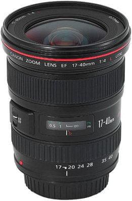 Canon EF 17-40mm f/4,0 L USM (8806A011AA) + 500 Kč na fotoslužby