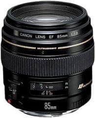Canon EF 85 mm f/1,8 USM + 500 Kč na fotoslužby