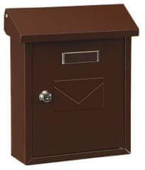 Rottner poštni nabiralnik Cesena, rjav