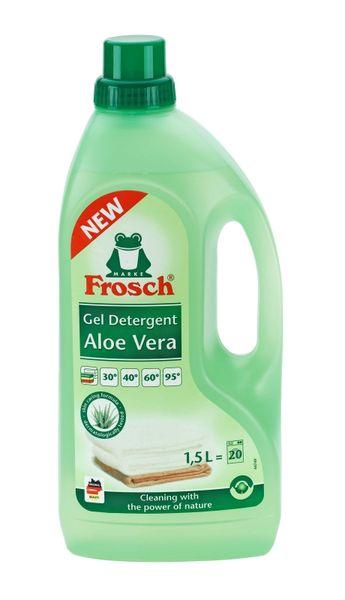 Frosch Prací gel Aloe Vera 1,5 l