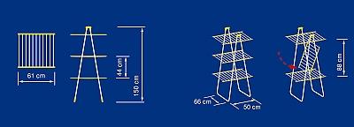 Leifheit sušilec perila Pegasus Tower 190 (81435)