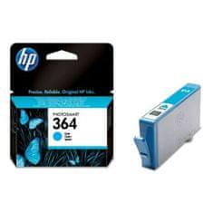 HP kartuša 364, cyan (CB318EE)