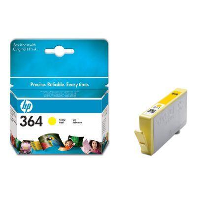 HP náplň č.364, žlutá (CB320EE)