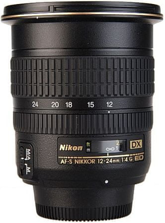 Nikon Nikkor AF-S 12-24 mm f/4 G DX IF ED