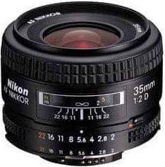 Nikon Nikkor AF 35 mm f/2,0 D A