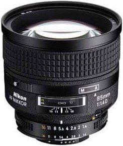 Nikon obiektyw Nikkor AF 85 mm f/1,4 D A