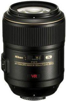 Nikon objektiv AF-S VR Micro-Nikkor 105 mm f/2,8G IF-ED