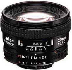 Nikon Nikkor AF 20 mm f/2,8 D A