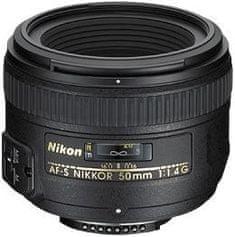 Nikon objektiv AF-S NIKKOR 50mm f/1,4G