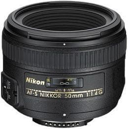 Nikon Nikkor AF-S 50 mm f/1,4 G