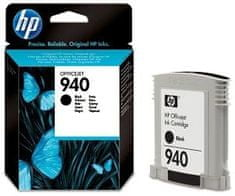 HP 940 črn Officejet Ink kartuša 8000, 8500
