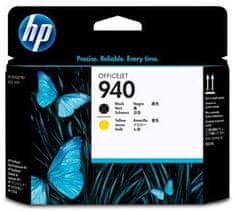 HP 940 črna in rumena kartuša