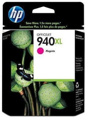 HP Kartuša C4908AEXL Magenta #940XL 1400 strani