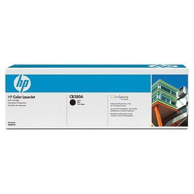 HP toner černý (CB380A)