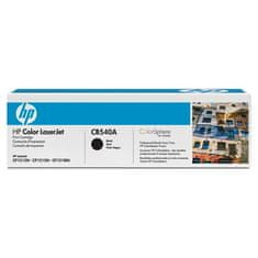 HP toner  125A, črn (CB540A)
