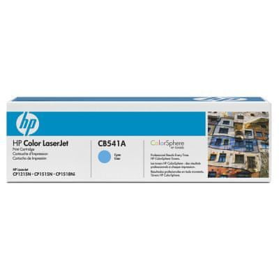 HP toner azurový (CB541A)