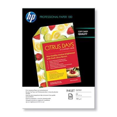 HP lesklý papír (C6818A)