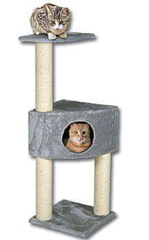 Magic cat počivalnik Irena 103 cm, siv