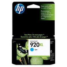 HP náplň č.920XL, azurová (CD972AE)