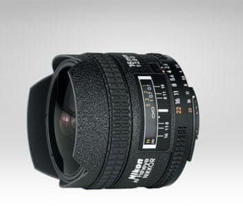 Nikon objektiv AF Fisheye-Nikkor 16 mm f/2,8D