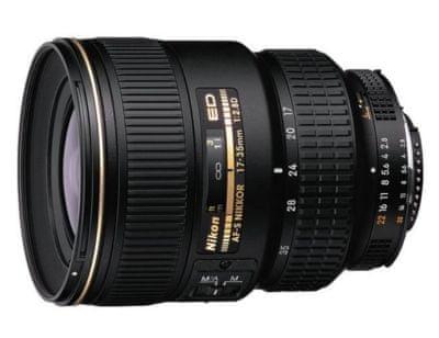 Nikon objektiv AF-S Zoom-Nikkor 17-35 mm f/2,8D IF-ED