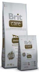 Brit Care Hypo-Allergenic Venison & Potato Kutyaeledel, 12 kg