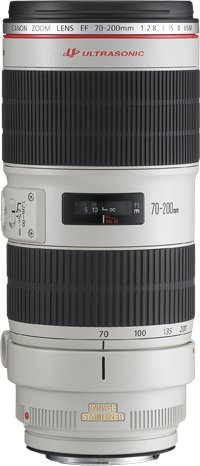 Canon 70-200 mm EF f/2.8L IS II USM