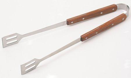 Campingaz prijemalka za meso z lesenim ročajem (205825)