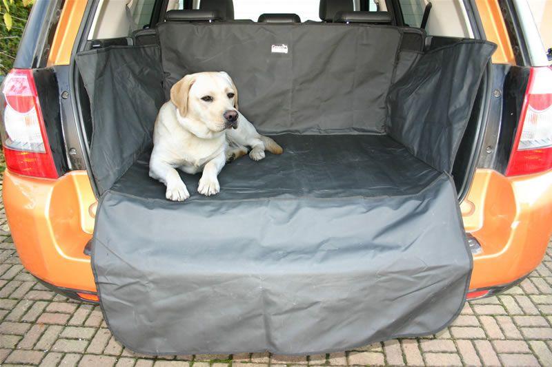 GreenDog ochranný potah do zavazadlového prostoru