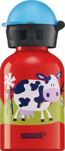 Sigg Dětská láhev 0,3 l Barnyard Fun