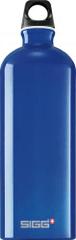 Sigg Traveller Kulacs, Kék, 1,0 L