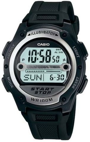 Casio Collection W 756-1A