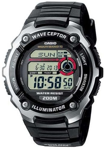 Casio Wave Ceptor WV-200E-1A