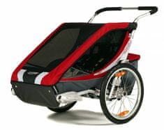 Chariot CTS Cougar 2 + Bike