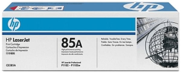 HP toner černý (CE285A)