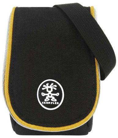 Crumpler Muffin Top 80 Black / Mustard