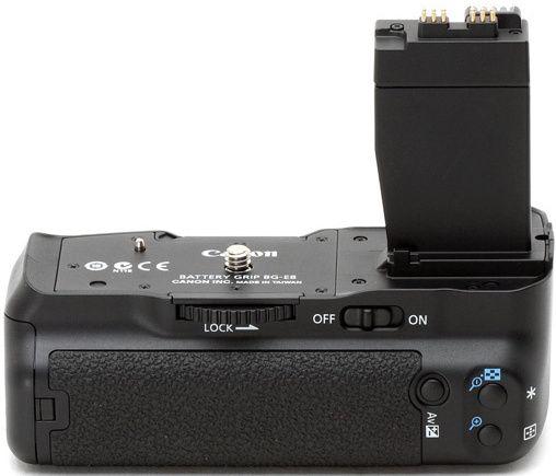 Canon BG-E8 bateriový zdroj