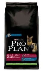 Purina Pro Plan Adult Large Breed Athletic Lamb & Rice - 14kg