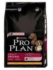 Purina Pro Plan Adult Original Kutyaeledel, csirke és rizs, 3 kg