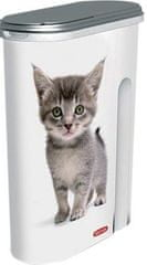 CURVER kontajner na 1,5 kg suchého krmiva mačky