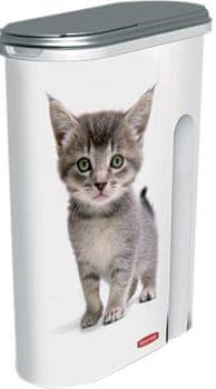 Curver kontejner na 1,5 kg suchého krmiva pro kočky