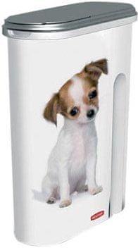Curver kontejner na 1,5 kg suchého krmiva pro pro psy