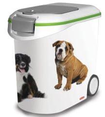 CURVER Pet Life 12 kg száraz kutyatáp tartó