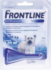 Merial Frontline spot on Dog M 1 x 1,34ml