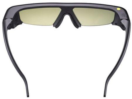 c0a3e7dfb SAMSUNG SSG-2100AB 3D okuliare na batériu - Recenzie | MALL.SK
