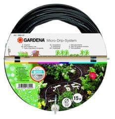"""Gardena nadzemna zalivalna cev 4,6 mm, 3/16"""" (1362)"""