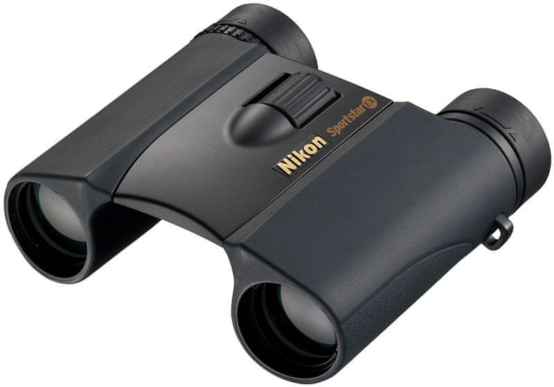 Nikon 10x25 DCF Sportstar EX Charcoal Grey